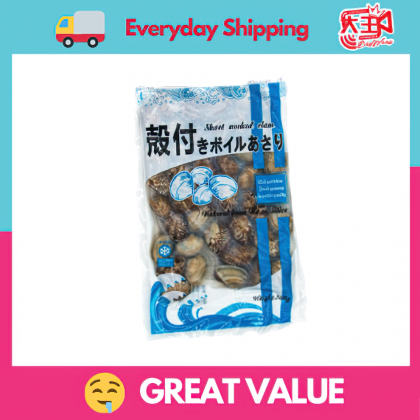 [Same Day Delivery] Japanese Clam